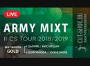 24.02.2019 MIXT MASTER GOLD - ARMY MIXT