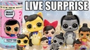 LOL Surprise INTERACTIVE LIVE PETS | L.O.L. Live Surprise Review | Bunny Hun Fuzzy Fan Unboxing