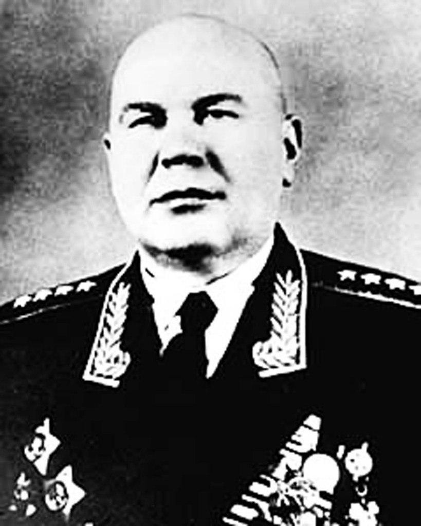 Георгий Федорович Захаров