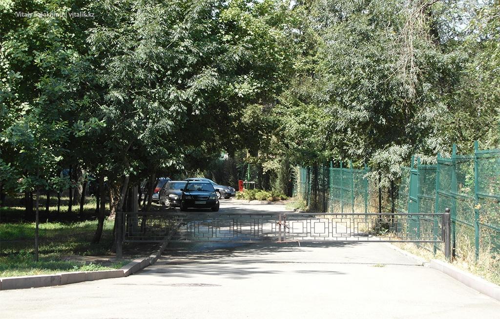 Машины, Центральный Парк Горького, Алматы 2018