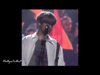 「FANCAM」180915 EXO Chanyeol - Wind of Change cover @ Musik Bank in Berlin
