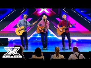 Brothers 3: Story Of my Life - Bootcamp - The X Factor Australia 2014