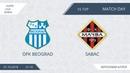AFL. Serbia. Super Liga. Day 16. OFK Beograd - Sabac.