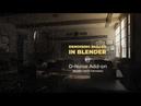 Denoising Images in Blender - Free D-Noise Add-on