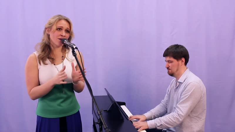Ольга Жилкова и Сергей Аристов