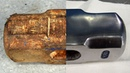 Eliminar el oxido de un martillo Old Rusty Hammer Restoration