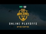 OPPO x PUBG MOBILE India Series Online Playoffs Round One Day 2 Hindi