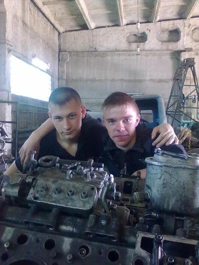 Алексей Пахомов, 8 июля , Нижнекамск, id152017046