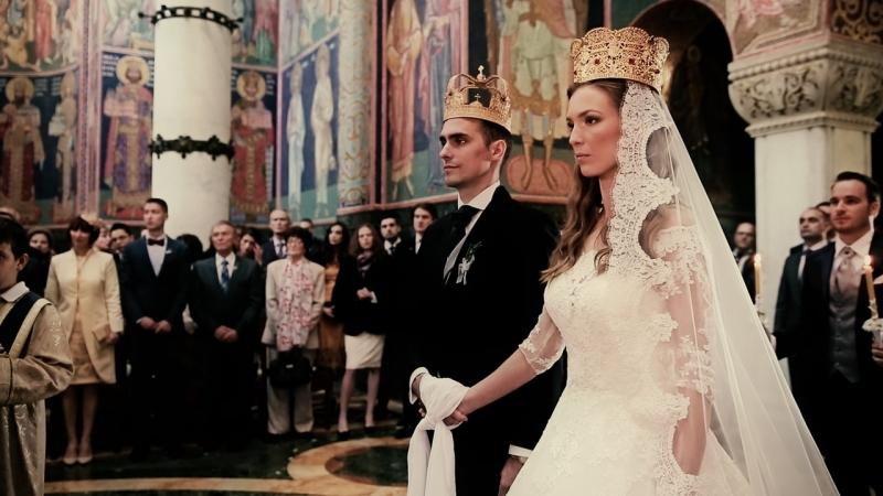 Свадьба принца Михайло Карагеоргиевич и Любицы Любисавлевич, 23 октября 2016 г.