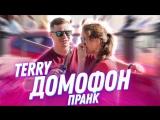 Terry - домофон   Пранк песней   Реакция прохожих на внезапный кавер