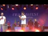 Ждем-с Paul Oakenfold(#FIFAFANFEST, Воробьевы Горы,14.7.18)