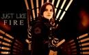 Star Wars Ladies - Leia, Padmé, Ahsoka, Rey and Jyn Erso Just Like Fire