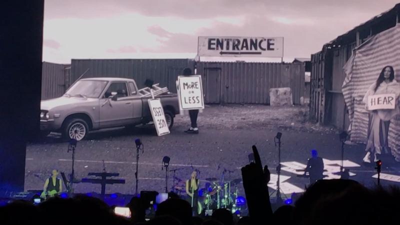 Depeche mode в Москве 🖤 depechemode depechemodeвмоскве концертdepechemode