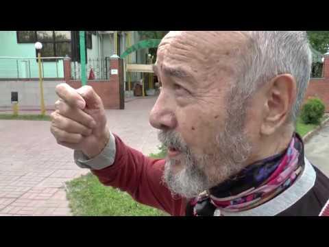 Шавкат Абдусаламов о Тарковском