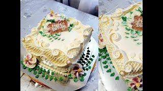 УКРАШЕНИЕ ТОРТОВ Торт ДЖЕННИФЕР от SWEET BEAUTY СЛАДКАЯ КРАСОТА CAKE DECORATION