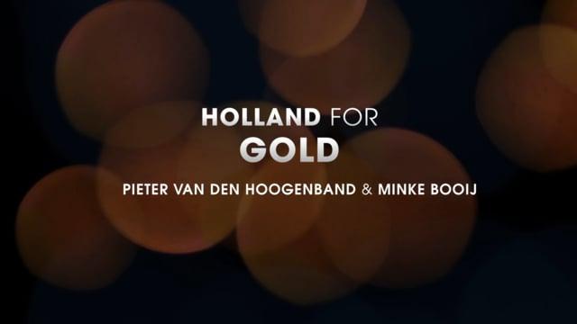 Holland Gaat Voor Goud Ep 2 Pieter van den Hoogenband Minke Booij