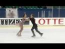 Shevchenko Sofia _ Eremenko Igor (RUS) _ Ice Dance Free Dance _ Ljubljana 2018(1)