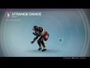 Destiny_20180130 HUNTER vers40. STRANGE DANCE .