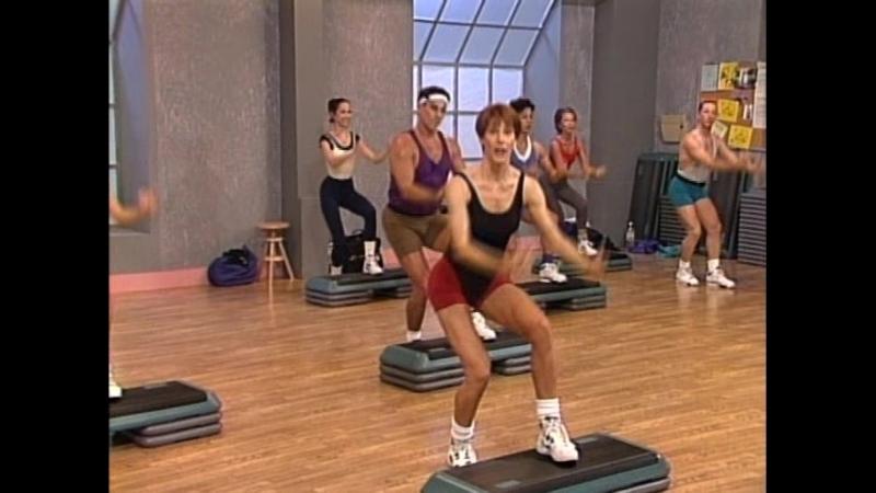 Karen Voight - Energy Sprint_02 Quads, Hamstrings, Buttocks