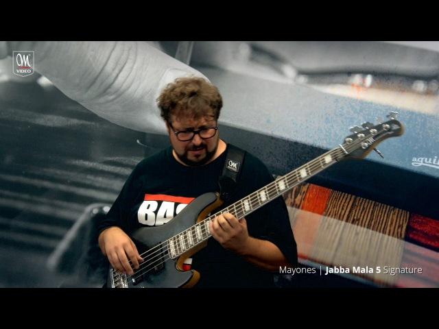 Federico Malaman - Mayones MalaMadcon Loop BassTheWorld.com