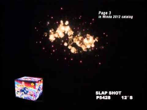 SLAP SHOT - Winda Fireworks- P5428