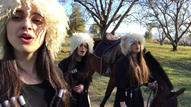 Trio Mandili – «Конь» (The Horse)