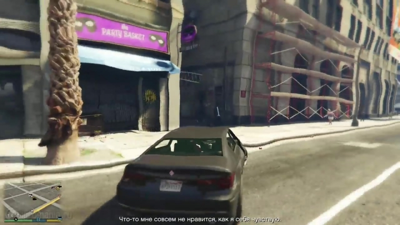 GTA 5_ Город грехов. Все развлечения Лос-Сантоса