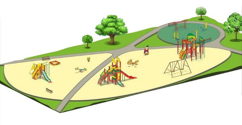 Новости Коломны   Три межквартальные детские игровые площадки появятся в Коломне в 2014 году Фото (Коломна)   iz zhizni kolomnyi