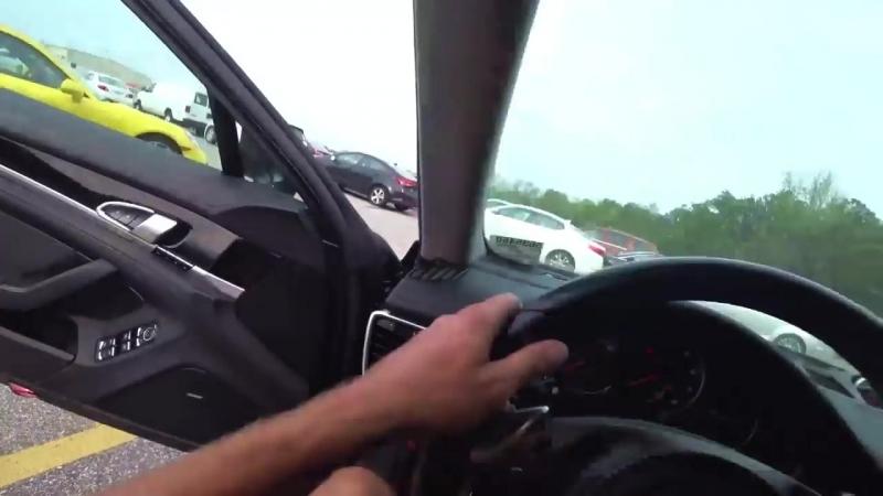 [Max Trawor] Дальнобой США. Авто с аукциона. Первый раз за рулем Tesla, BMW i8, и AMG. Реакция. США [2018] 41