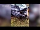 Страшная авария под Зеленодольском- двое мужчин погибли