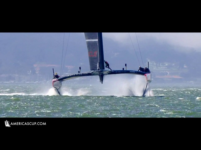The America's Cup Revolution: Foiling