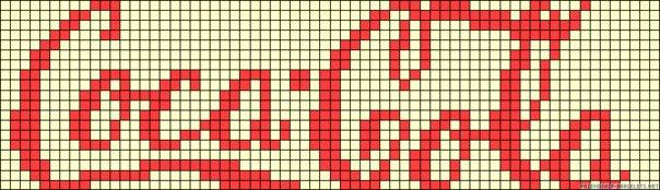 Автор: Admin Дата: 21.09.2013 Описание: Клевые и понятные схемы плетения фенечки Кока Кола (Coca-Cola).