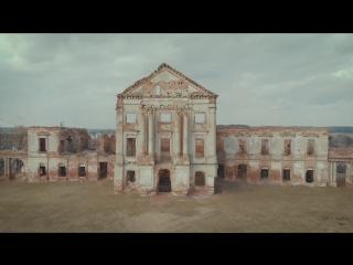 Ружаны - Дворец Сапег / аэросъемка VETLIVA