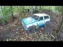 августовский выездон. MST CFX-W. Chevy Blazer K5