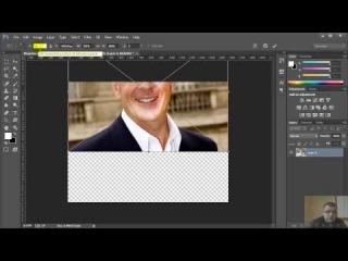 Adobe Photoshop CC урок 6 Инструменты трансформаций (RUS) \\з