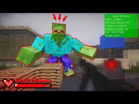 ЗОМБИ ВТОРЖЕНИЕ?! ► HunterCraft - 1 СЕРИЯ