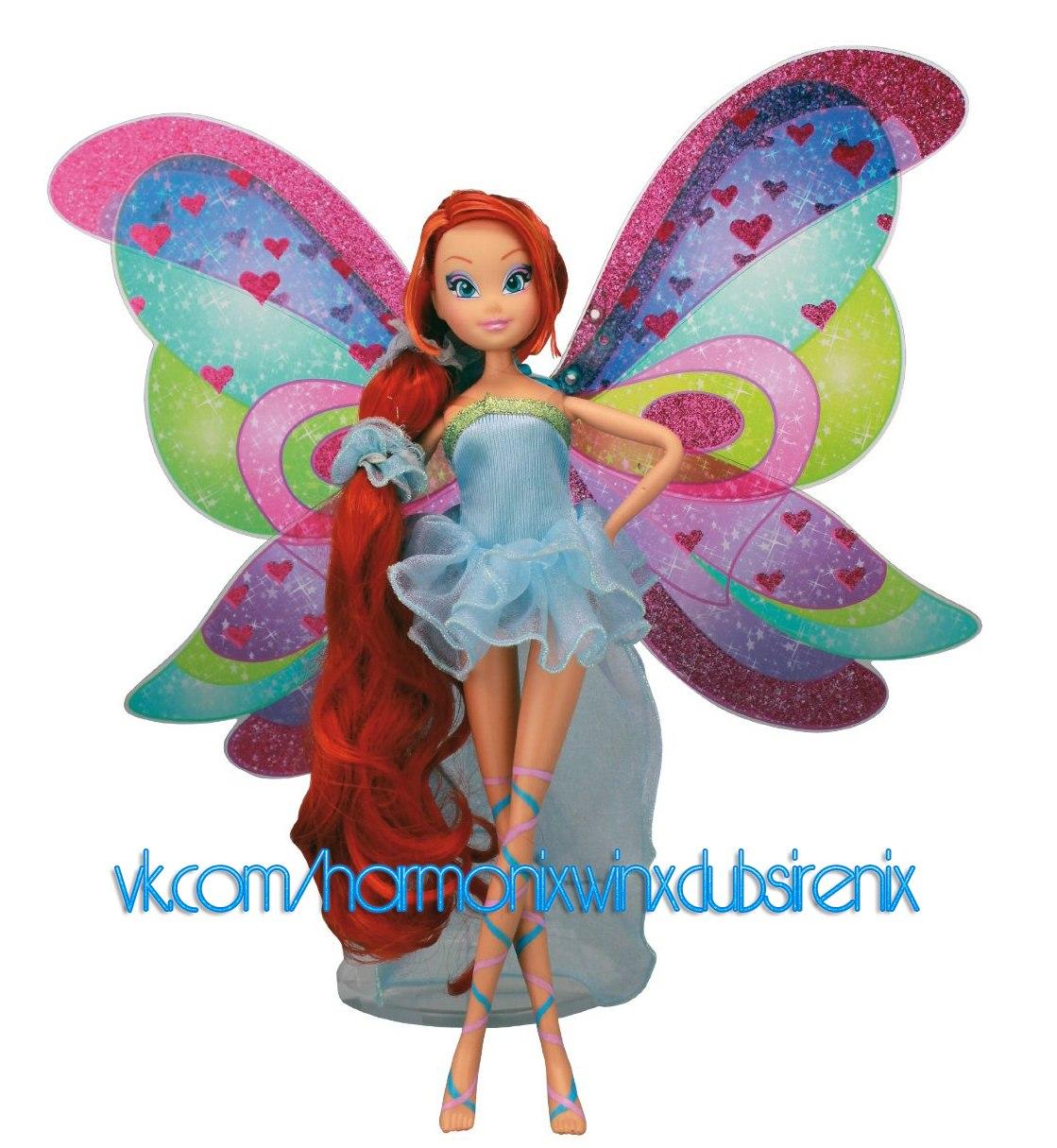 Bloom Sophix Doll is The Bloom Sirenix Doll