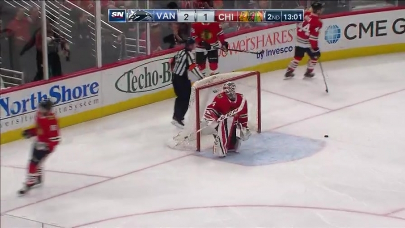 Highlights: VAN vs CHI Mar 22, 2018