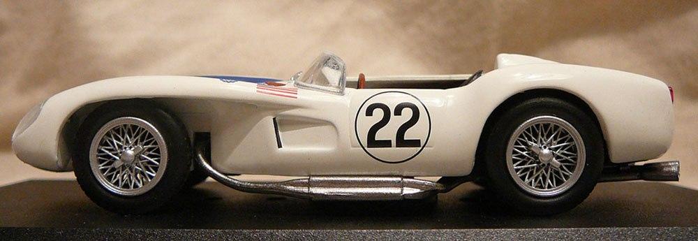 Ferrari Collection №52 250 TESTA ROSSA NART фото модели, обсуждение
