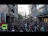 Братья Сербы против гей парадов