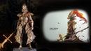 Орнштейн Драконоборец Арт Art Ornstein Dragon Slayer Dark Souls Art