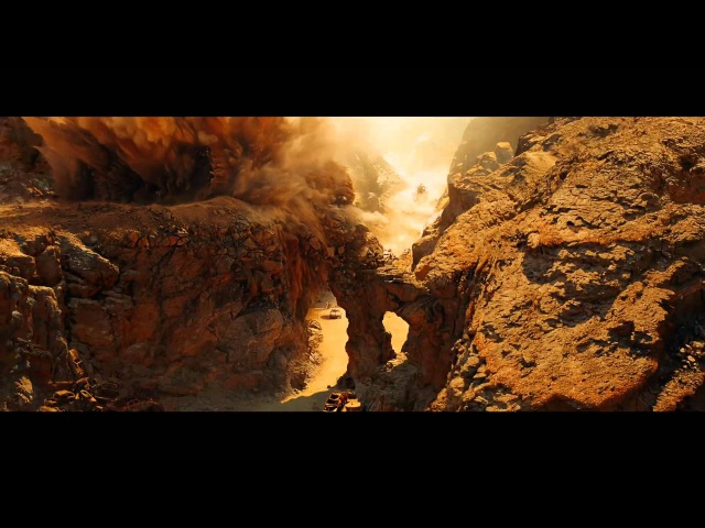 Out of Control Preview (MAD MAX TRAILER)