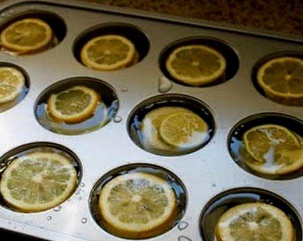 Идея для освежающего летнего напитка. Просто добавь воды или положи кусочек в чай;) #лайфхак #ru_lh