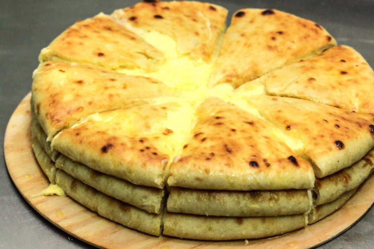 Как сделать осетинский пирог в домашних