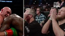 How Tyson Fury's corner reacted ringside to that incredible 12th round against Deontay Wilder