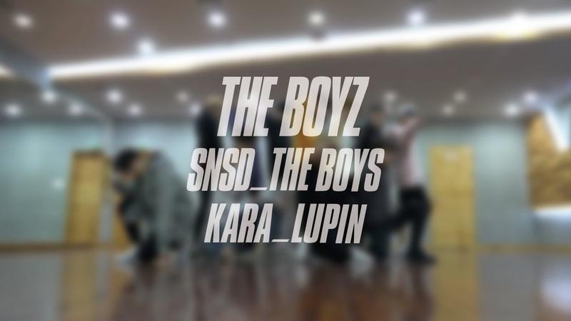 더보이즈(THE BOYZ) 'The Boys Lupin' DANCE PRACTICE VIDEO