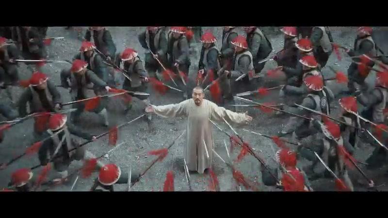 Тай-цзи:Герой / Tai Chi Hero / 2012:трейлер
