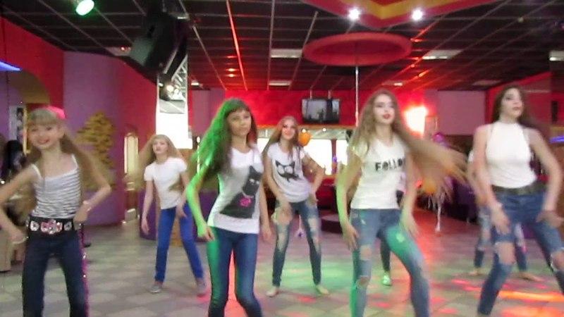 Free style/Group /Студия восточного танца IMPULS, рук.Бухинник Татьяна