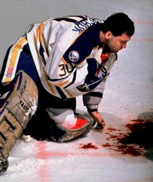 Трус не играет в хоккей или бессмертный Маларчук.