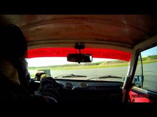 Открытие летнего сезона на Автодроме глазами пилота Легенды Советского Автоспорта